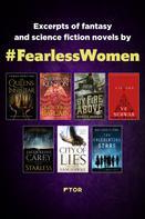 Tessa Gratton: Fearless Women Sampler