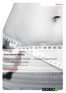Sven-David Müller: Abnehmen im Schlaf – einfach abnehmen und schlank werden ★★★