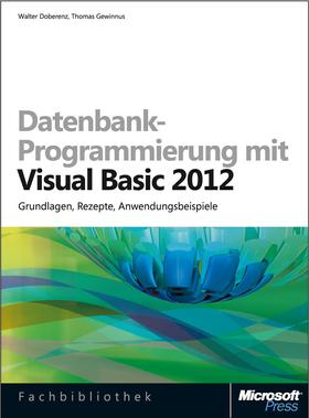 Datenbank-Programmierung mit Visual Basic 2012
