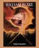Osbert Burdett: William Blake