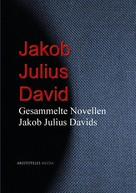 Jakob Julius David: Gesammelte Novellen Jakob Julius Davids