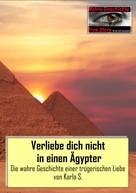 Karla S.: Verliebe dich nicht in einen Ägypter ★★★