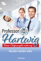 Peik Volmer: Professor Hartwig 5 – Arztroman