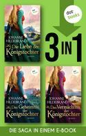 Johanne Hildebrandt: Die Töchter des Donners: Die große Saga ★★★★