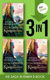 Die Töchter des Donners: Die große Saga - Drei Romane in einem eBook
