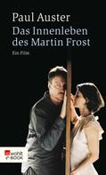Paul Auster: Das Innenleben des Martin Frost ★★★★
