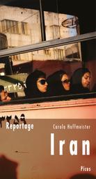 Reportage Iran - Schwarze Schleier, grüne Fahnen