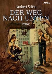 DER WEG NACH UNTEN - Ein dystopischer Science-Fiction-Roman
