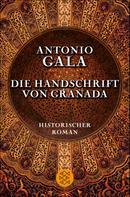 Antonio Gala: Die Handschrift von Granada ★★