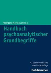 Handbuch psychoanalytischer Grundbegriffe