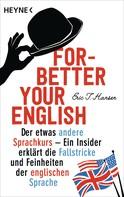 Eric T. Hansen: Forbetter Your English ★★★★