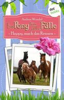 Andrea Wandel: Ein Pony für alle Fälle - Sechster Roman: Happy, mach das Rennen! ★★★★★