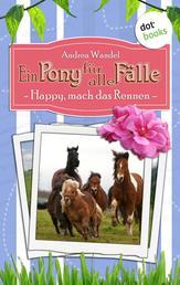 Ein Pony für alle Fälle - Sechster Roman: Happy, mach das Rennen!