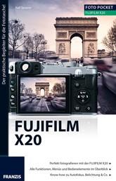 Foto Pocket Fujifilm X20 - Der praktische Begleiter für die Fototasche!