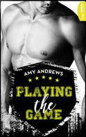 Amy Andrews: Playing the Game ★★★★