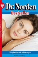 Patricia Vandenberg: Dr. Norden Bestseller 118 – Arztroman ★★★★★