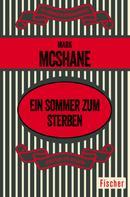 Mark McShane: Ein Sommer zum Sterben