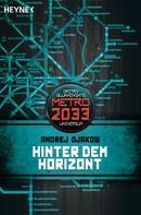 Andrej Djakow: Hinter dem Horizont ★★★★
