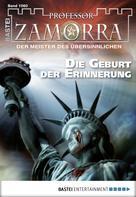 Simon Borner: Professor Zamorra - Folge 1060 ★★★★
