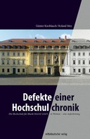 Günter Knoblauch: Defekte einer Hochschulchronik