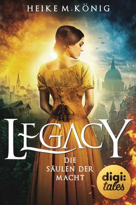 Legacy (4). Die Säulen der Macht