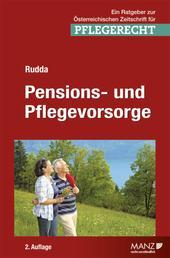 Pensions- und Pflegevorsorge - Wie kann man es besser machen?
