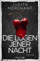 Judith Merchant: Die Lügen jener Nacht ★★★★