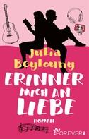 Julia Beylouny: Erinner mich an Liebe ★★★★