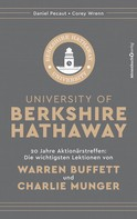 Daniel Pécaut: University of Berkshire Hathaway
