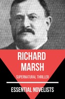 Richard Marsh: Essential Novelists - Richard Marsh