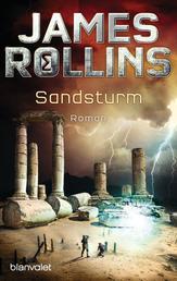 Sandsturm - SIGMA Force - Roman