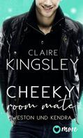 Claire Kingsley: Cheeky Room Mate ★★★★