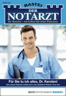Karin Graf: Der Notarzt - Folge 272 ★★★★★
