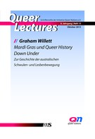 Graham Willett: Mardi Gras und Queer History Down Under