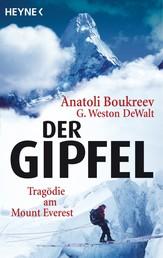 Der Gipfel - Tragödie am Mount Everest