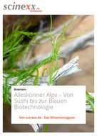 Daniela Baum: Alleskönner Alge