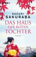 Kazuki Sakuraba: Das Haus der roten Töchter ★★★★