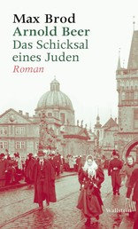 Arnold Beer. Das Schicksal eines Juden. Roman - und andere Prosa aus den Jahren 1909-1913