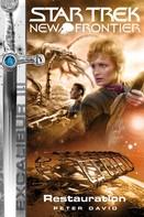 Peter David: Star Trek - New Frontier 09: Excalibur - Restauration ★★★★★