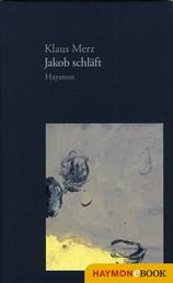 Jakob schläft - Eigentlich ein Roman