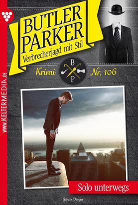 Butler Parker 106 – Kriminalroman