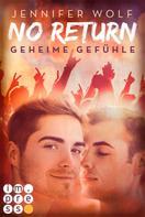 Jennifer Wolf: No Return 1: Geheime Gefühle ★★★★