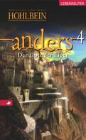 Wolfgang Hohlbein: Anders - Der Gott der Elder (Bd. 4) ★★★★★