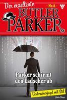 Günter Dönges: Der exzellente Butler Parker 8 – Kriminalroman ★★★★