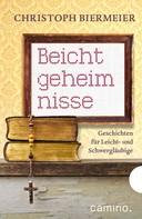 Christoph Biermeier: Beichtgeheimnisse ★★★