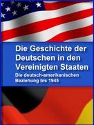 Brain Fletcher: Die Geschichte der Deutschen in den Vereinigten Staaten