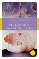 Prof. Dr. Kurt Flasch: Einladung, Dante zu lesen