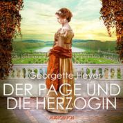 Der Page und die Herzogin (Ungekürzt)