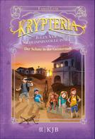 Fabian Lenk: Krypteria – Jules Vernes geheimnisvolle Insel. Der Schatz in der Geisterstadt ★★★★★