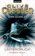 Clive Cussler: Unterdruck ★★★★